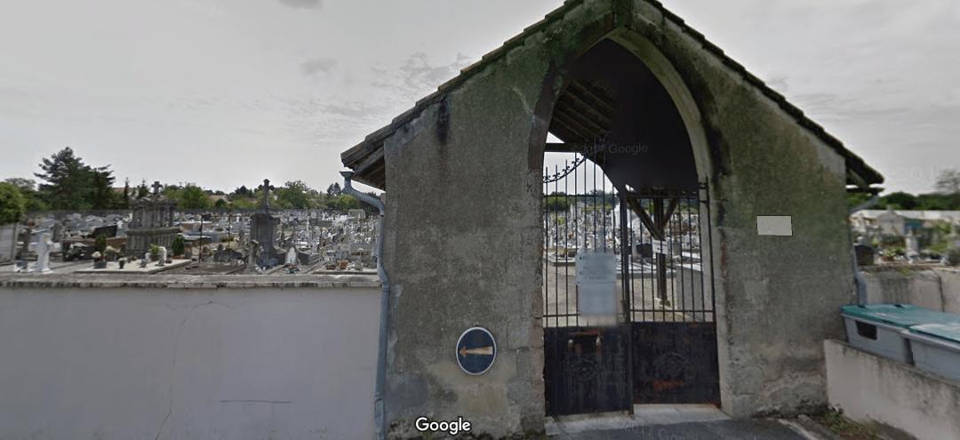 cimetière communal de Villeneuve-de-Marsan