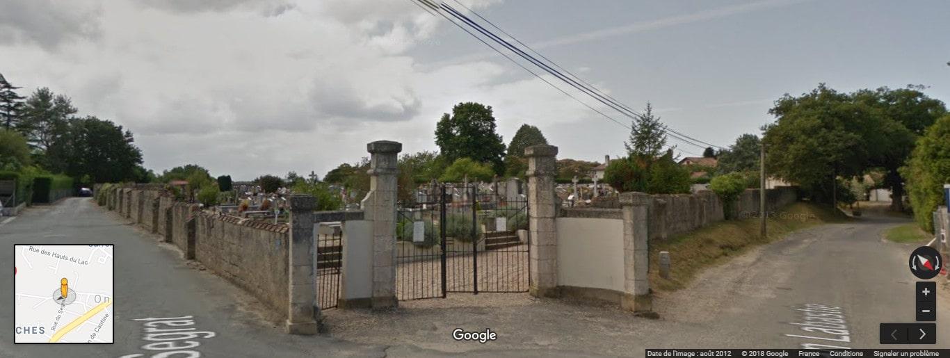 cimetière d'Ondres