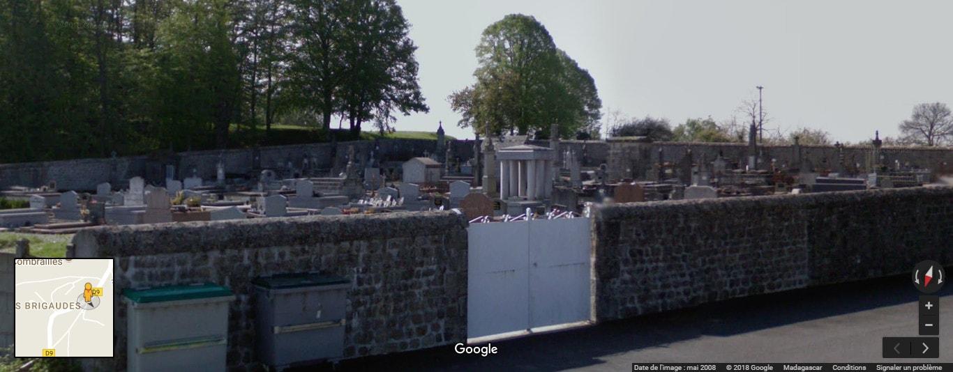 Cimetière deBellegarde-en-Marche