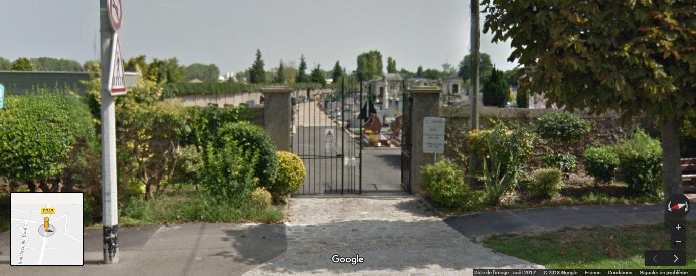 Cimetière deChennevières-sur-Marne
