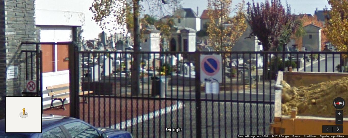 Cimetière deJoinville-le-Pont