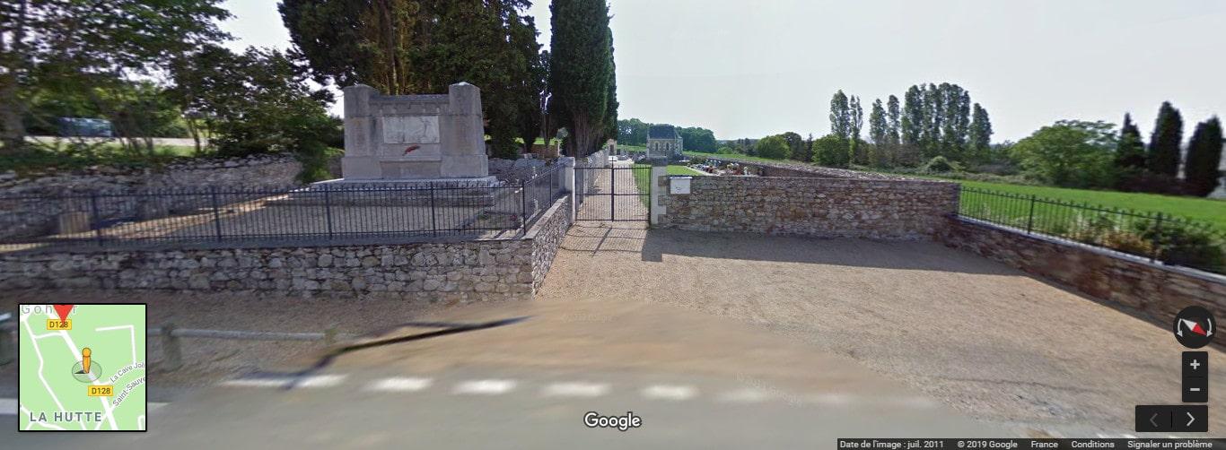 Cimetière de Blaison-Gohier