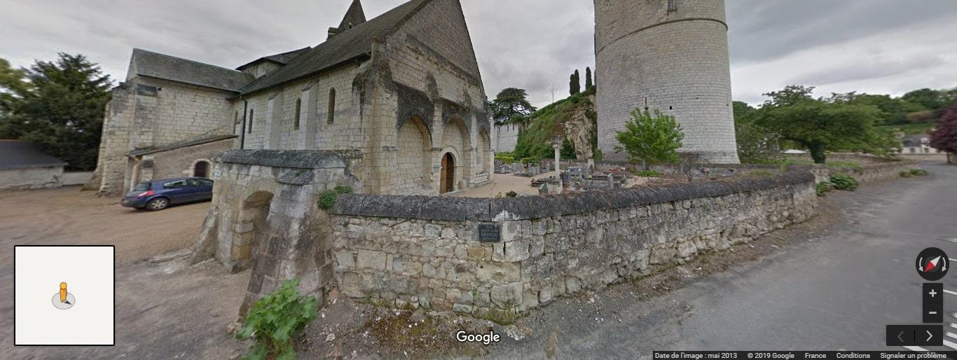 Cimetière de Chênehutte-Trèves-Cunault