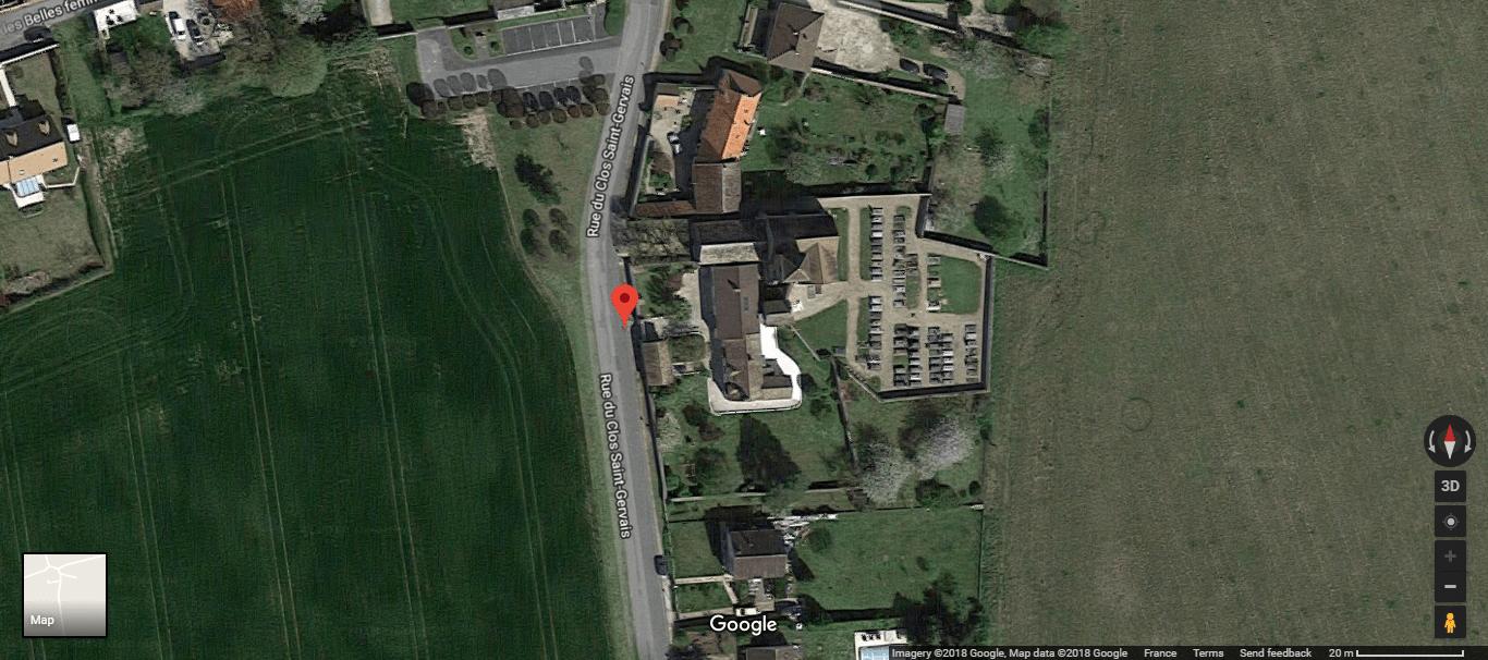 Cimetière de Courdimanche-sur-Essonne