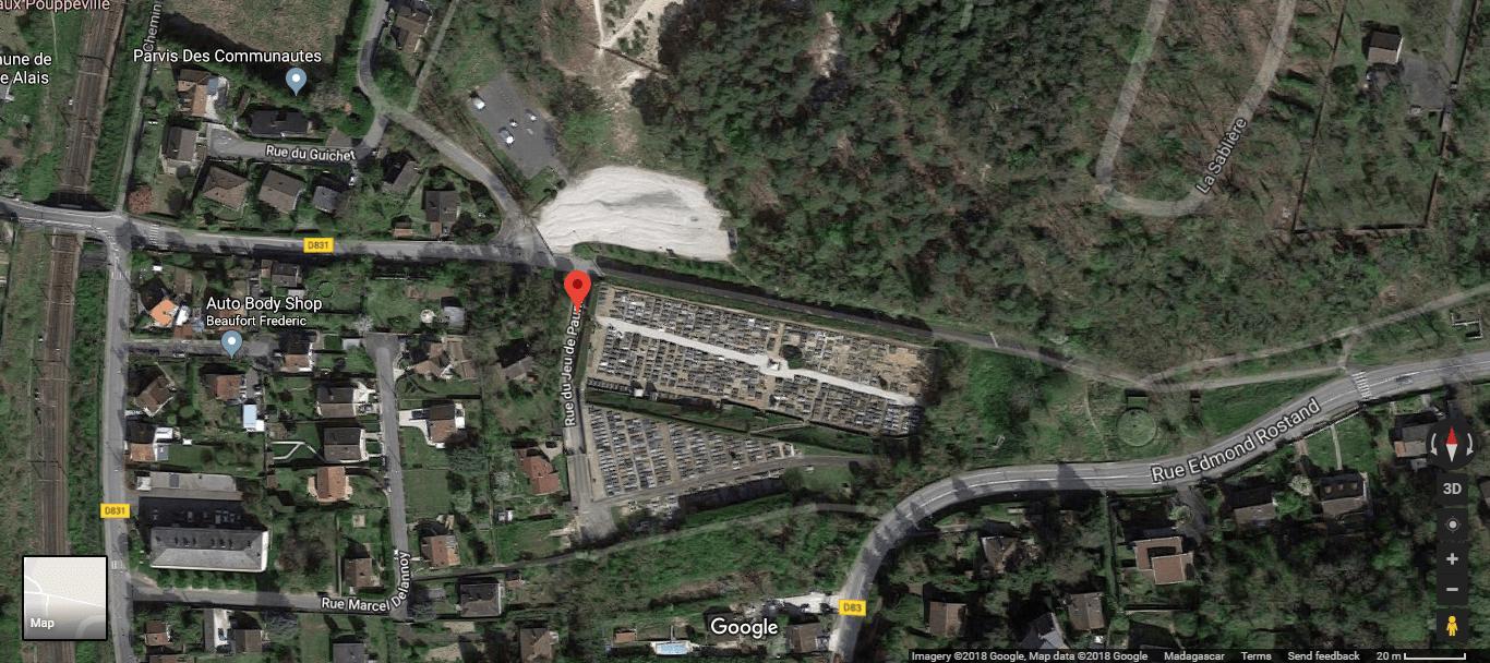 Cimetière de Guigneville-sur-Essonne