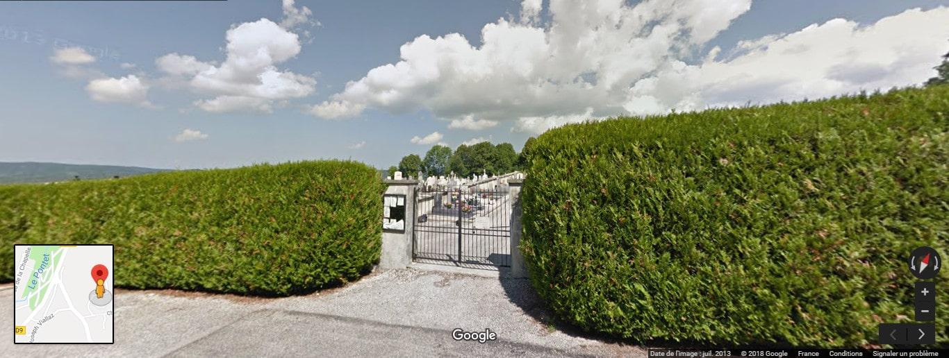 Cimetière de Hauteville-Lompnes