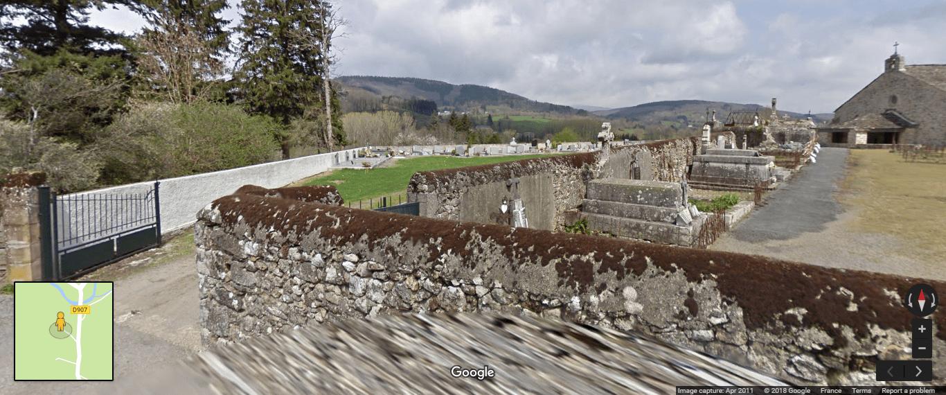 Cimetière de La Salvetat-sur-Agout