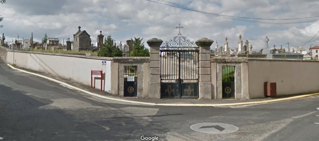 cimetière de Langogne