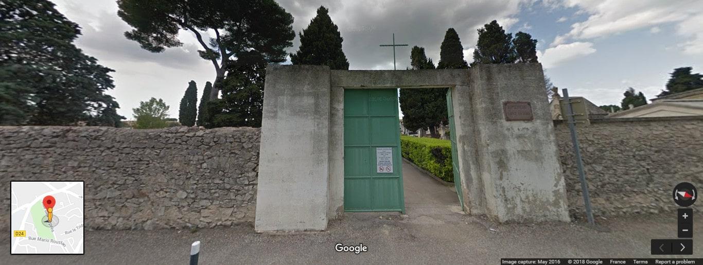 cimetière de Lunel