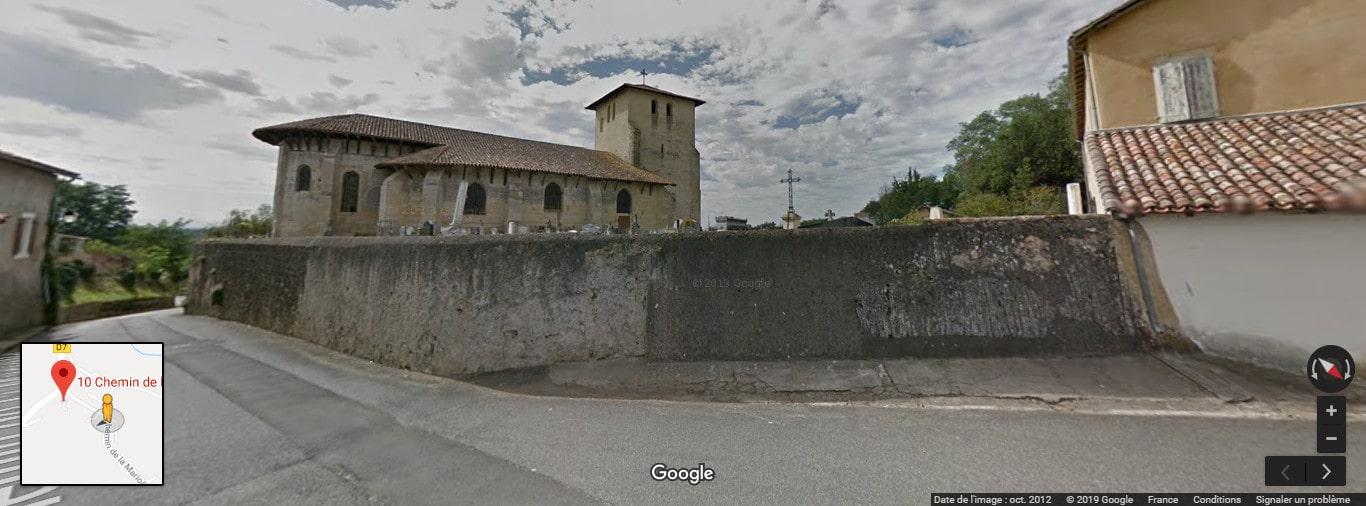Cimetière de Montfort-en-Chalosse