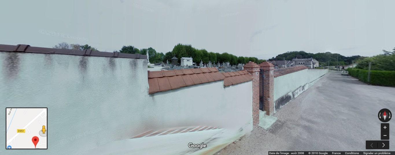 cimetière de Nogent-sur-Seine