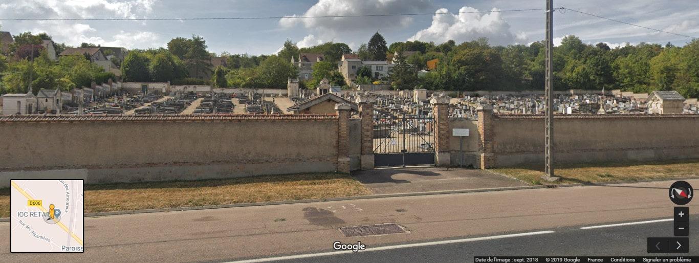 Cimetière de Pont-sur-Yonne