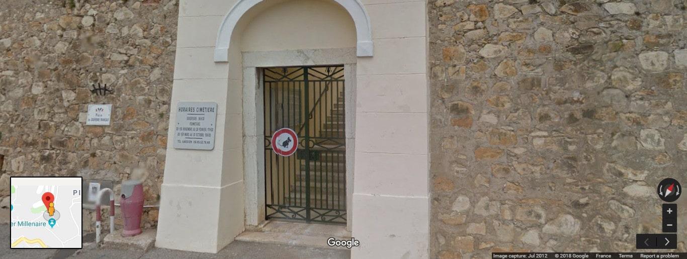 Cimetière de Roquebrune-Cap-Martin