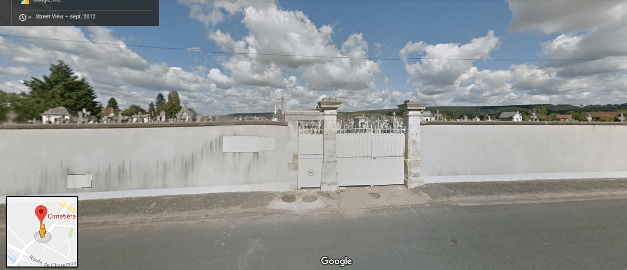 cimetière Saint-Amand-Montrond