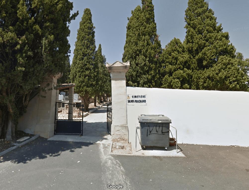 cimetière de Saint-Aunès