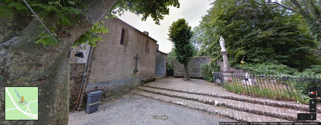 Cimetière de Saint-Gervais-sur-Mare