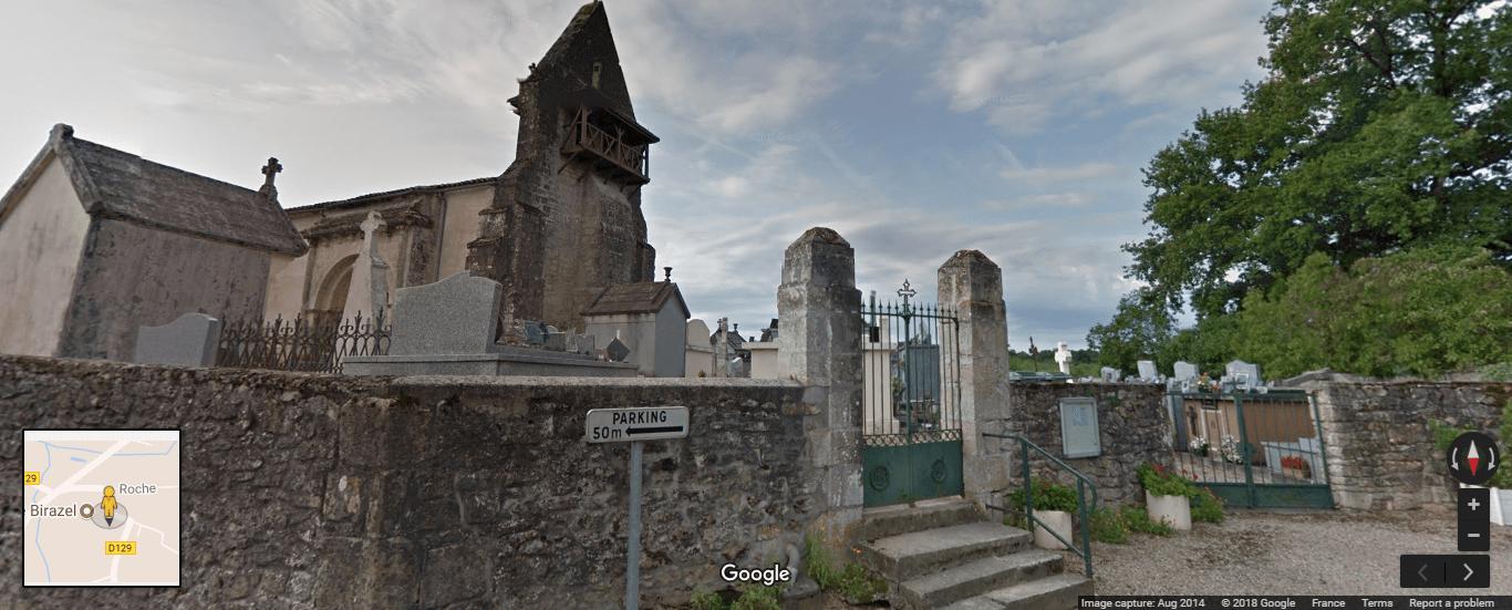 Cimetière de Saint-Hilaire-de-la-Noaille