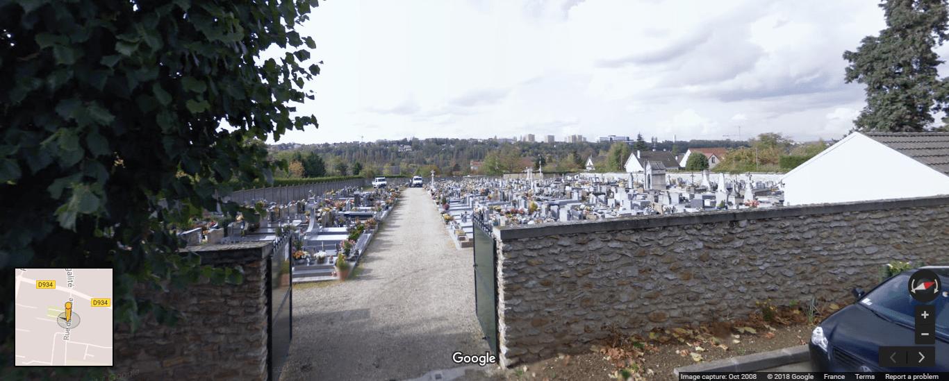 Cimetière de Saintry-sur-Seine