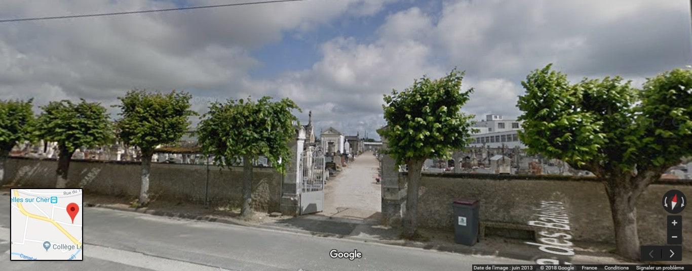 Cimetière de Selles-sur-Cher