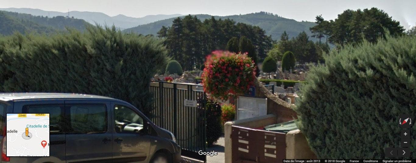 Cimetière de Sisteron