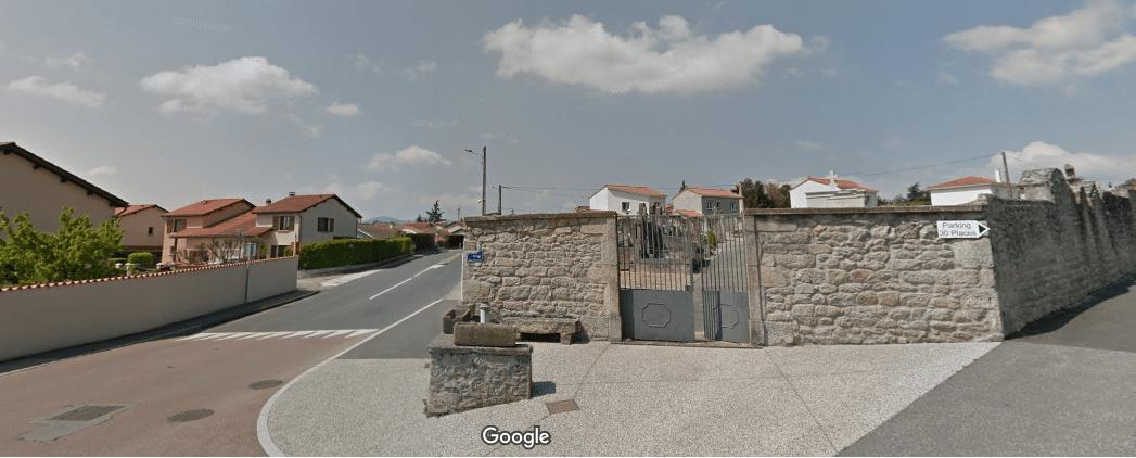 cimetière de Soucieu-en-Jarrest