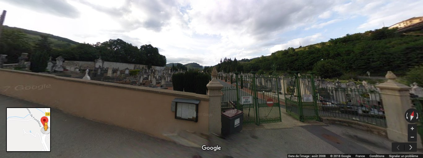 cimetière de Tarare
