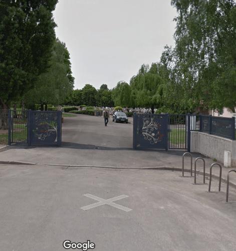 cimetière de l'Ouest de Strasbourg