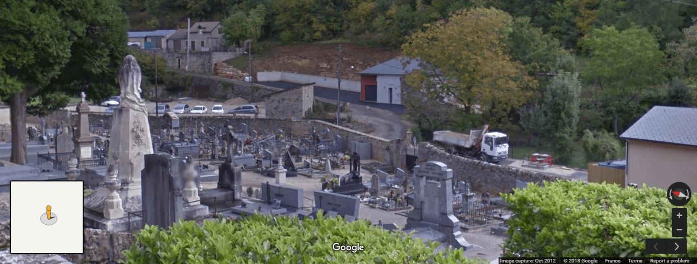 cimetière de la Canourgue
