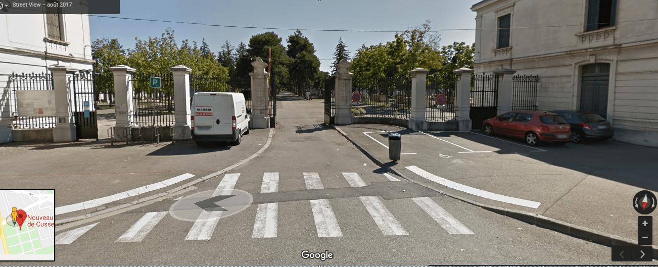 cimetière de villeurbanne