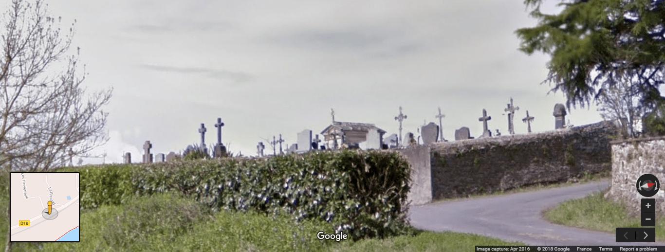 Cimetière du Fresne-sur-Loire