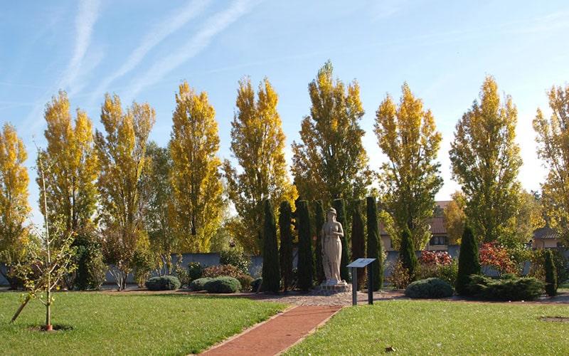 cimetière de Saint-Symphorien-d'Ozon