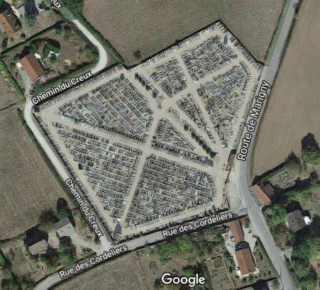 Photos du cimetière de Souvigny