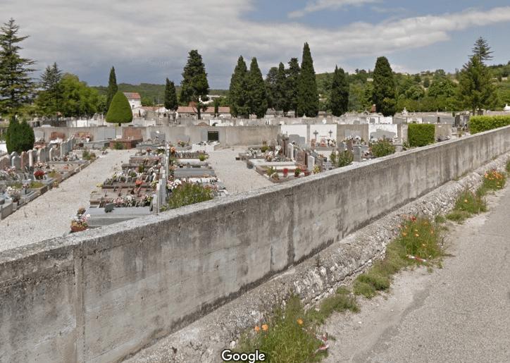 cimetière de Donzère