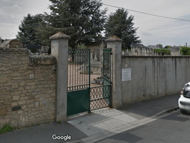 cimetièrede Saint Denis Place Pierre et Marie CurieDoué-la-Fontaine