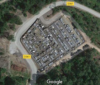 Photos du cimetière de Branoux-les-Taillades