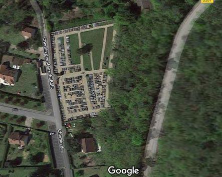 Photos du cimetière de Brières-les-Scellés