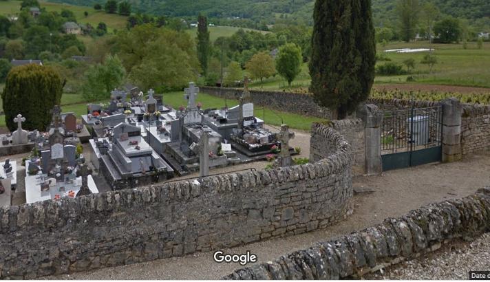 cimetière d'Espalion