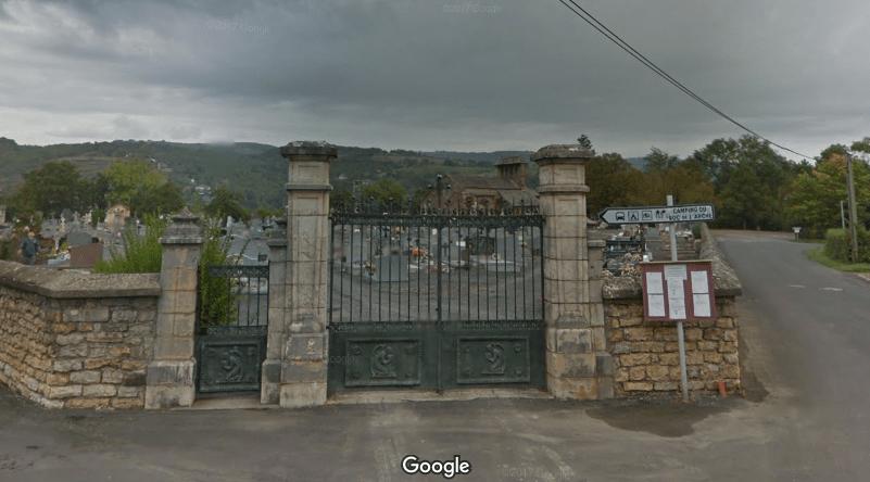 cimetière de Espalion