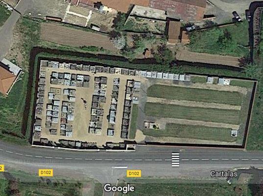 Photos du cimetière de Margerie-Chantagret