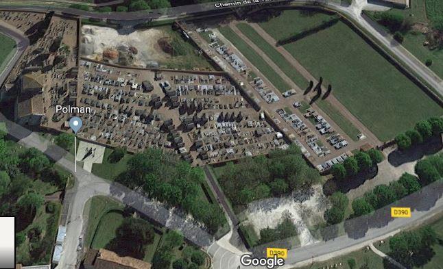 Photos du cimetière de Rivières
