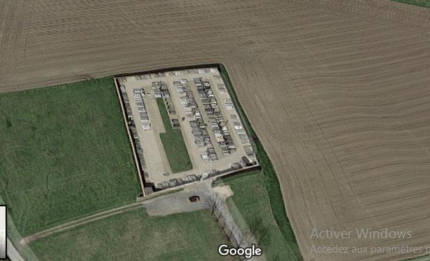 cimetière de Fourilles 1
