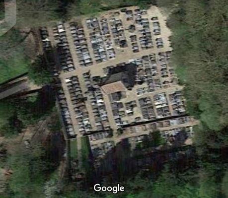 Photos du cimetière de Acquigny