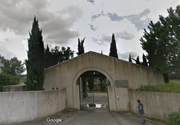 cimetière de Jacou
