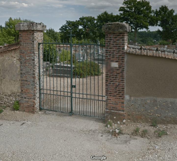 Cimetière de Jouy