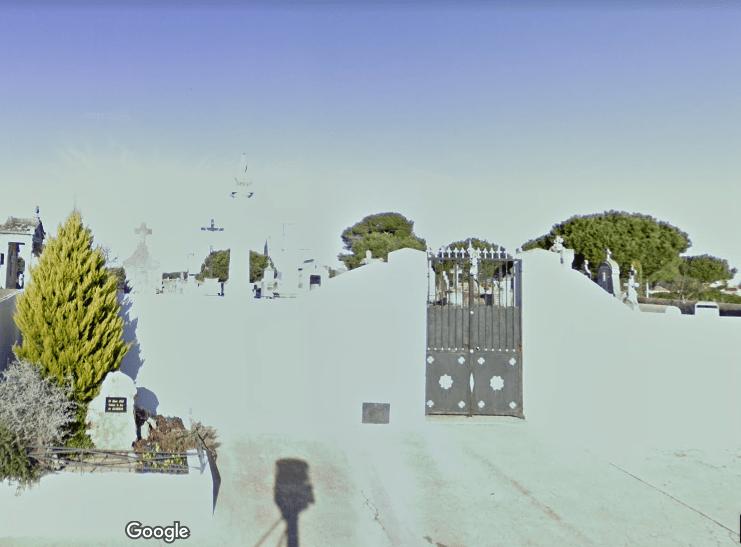 cimetière de Lignan sur Orb