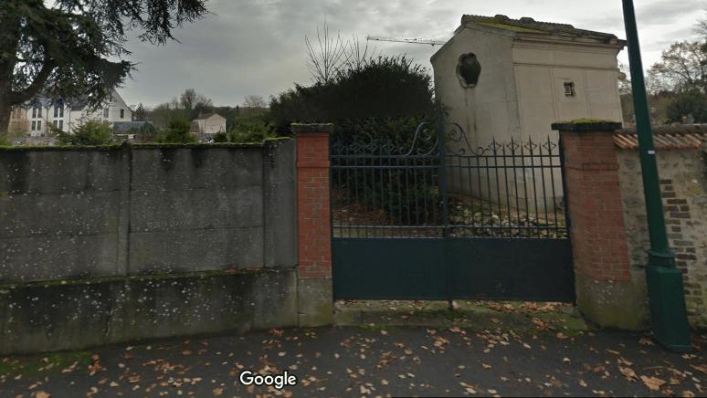 cimetière de Maintenon