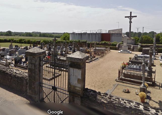 cimetière de Marans