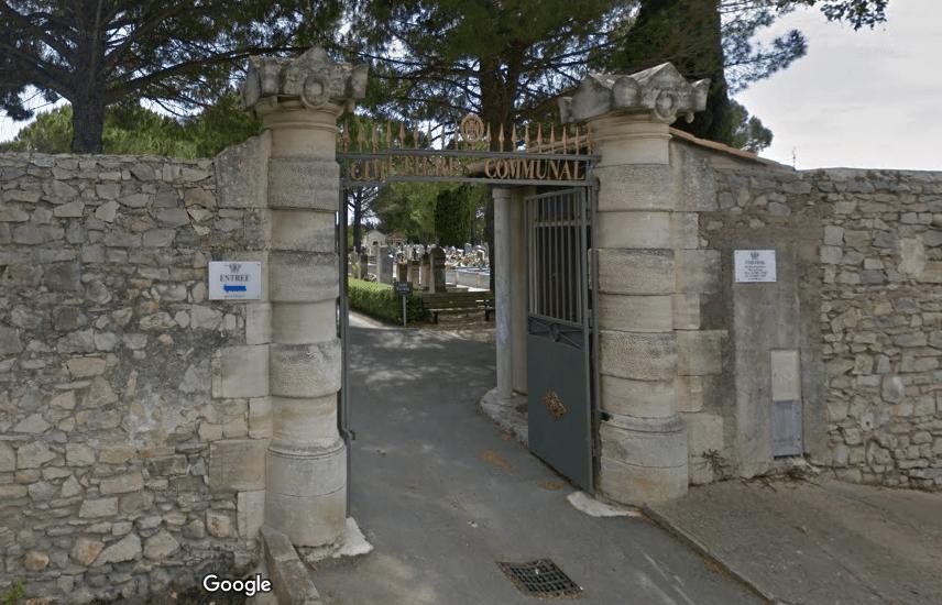 cimetière de Marsillargues
