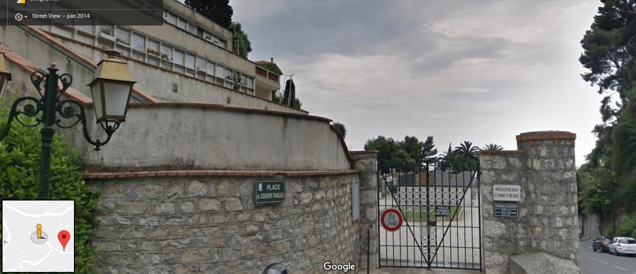 nouveau Cimetière de Beaulieu-sur-Mer