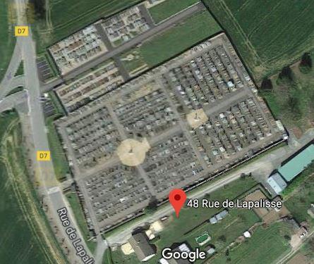 Photos du cimetière de Mayet-de-Montagne